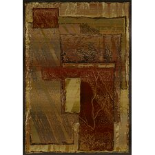 Beau Monde Imagine Brown T-Multi Rug