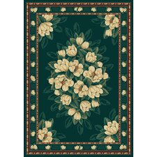 Manhattan Magnolia Hunter Rug
