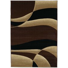 Contours Avalon Toffee Rug