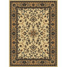 Manhattan Columbia Beige/Light Blue Rug