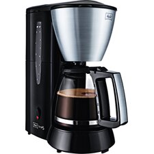 """0,63L Kaffeeautomat """"Single 5"""" in Schwarz / Edelstahl"""