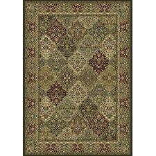 Ancient Garden Multi Persian Rug