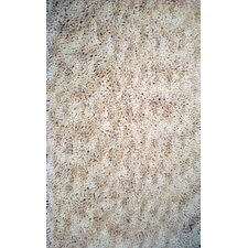 <strong>Dynamic Rugs</strong> Luxury Shag Ivory Rug