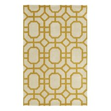<strong>Dynamic Rugs</strong> Palace Yellow/Ivory Rug