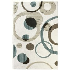 Aria Cool Links Rug