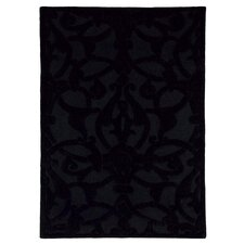 <strong>Dynamic Rugs</strong> Aria Madison Black Rug