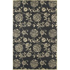 <strong>Dynamic Rugs</strong> Dynamak Avery Black Rug