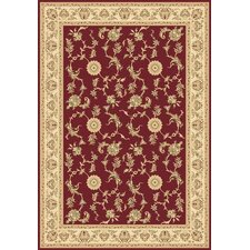 <strong>Dynamic Rugs</strong> Legacy Arronwood Red Rug