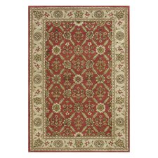 <strong>Dynamic Rugs</strong> Charisma Red/Ivory Rug