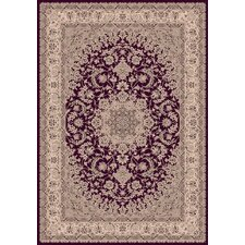 <strong>Dynamic Rugs</strong> Legacy Kashan Red Rug