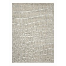 <strong>Dynamic Rugs</strong> Mysterio Ivory Checked Rug