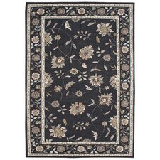 <strong>Dynamic Rugs</strong> Dynamak Black Rug