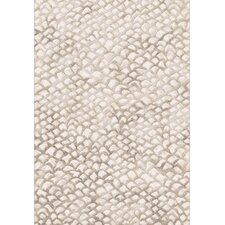 <strong>Dynamic Rugs</strong> Eclipse Ivory Block Rug