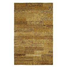 <strong>Dynamic Rugs</strong> Allure Gold Rug
