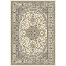 Ancient Garden Ivory Area Rug