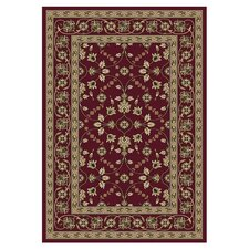 Conway Red Rug