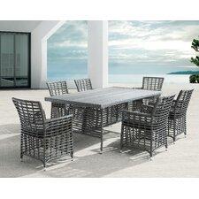 Sandbanks 7 Piece Dining Table Set
