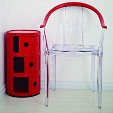 Horseshoe Arm Chair