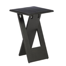 Carme Folding End Table