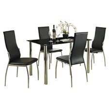 Betula 5 Piece Dining Set