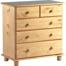 Aster 3+2 Drawer Chest