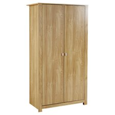 Jacara 2 Door Wardrobe