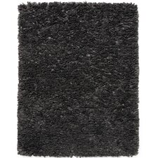 <strong>Anji Mountain</strong> Gray Shag Rug