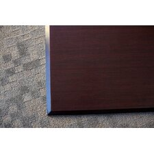 Plush Bamboo Tri-Fold Chairmat 12mm Rectangular