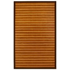 Bamboo Rugs Premier Ladder Area Rug