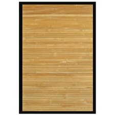 Bamboo Rugs Natural Area Rug
