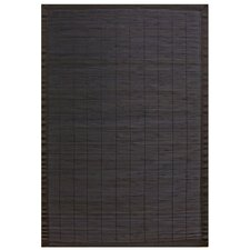 Bamboo Rugs Villager Ebony Rug