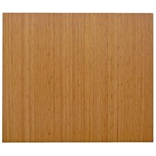 Standard Bamboo Roll-Up Chairmat 5mm Rectangular