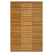 Bamboo Kitchen and Bath Area Mat