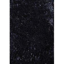 Elementz Fettuccine Black Rug