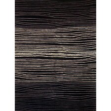 Boardwalk Black/Grey Area Rug