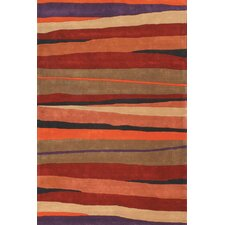 <strong>Foreign Accents</strong> Festival Stripe Multi Rug