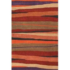 Festival Stripe Multi Rug