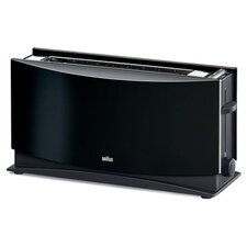 Toaster MultiToast HT 550 in Schwarz