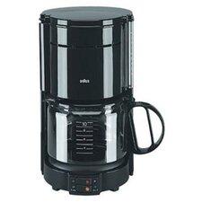 Kaffeeautomat KF47 Aromaster Plus in Schwarz
