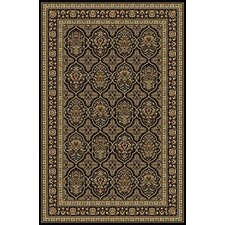 <strong>Radici USA</strong> Noble Black Rug