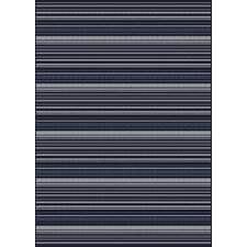 Arte Blue Striped Rug