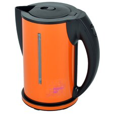 "1,5L Wasserkocher ""Stiwa gut"" in Orange"