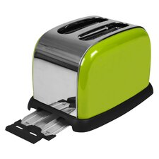Toaster 2 Scheiben in Apfelgrün