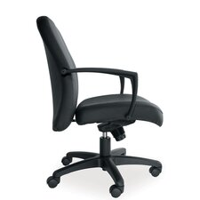 <strong>La-Z-Boy</strong> Sequel Mid-Back Office Chair with Arms