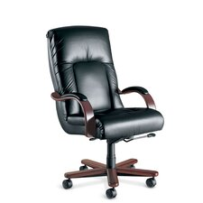 <strong>La-Z-Boy</strong> Sintas High-Back Office Chair with Arms