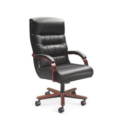 <strong>La-Z-Boy</strong> Horizon High-Back Office Chair with Arms