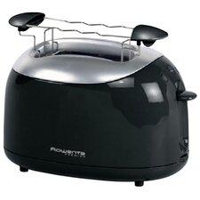 """800W Toaster TT 2302 """"Premiss"""" in Schwarz"""