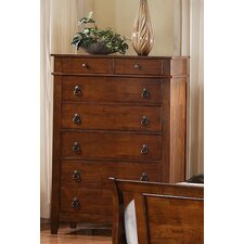 <strong>Sunset Trading</strong> Phoenix 7 Drawer Chest