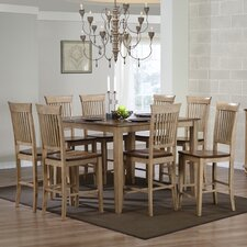 Brookdale Counter Height Dining Table