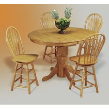 <strong>Sunset Trading</strong> Sunset Selections Pedestal Dining Table